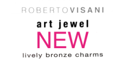 lively bronze charms